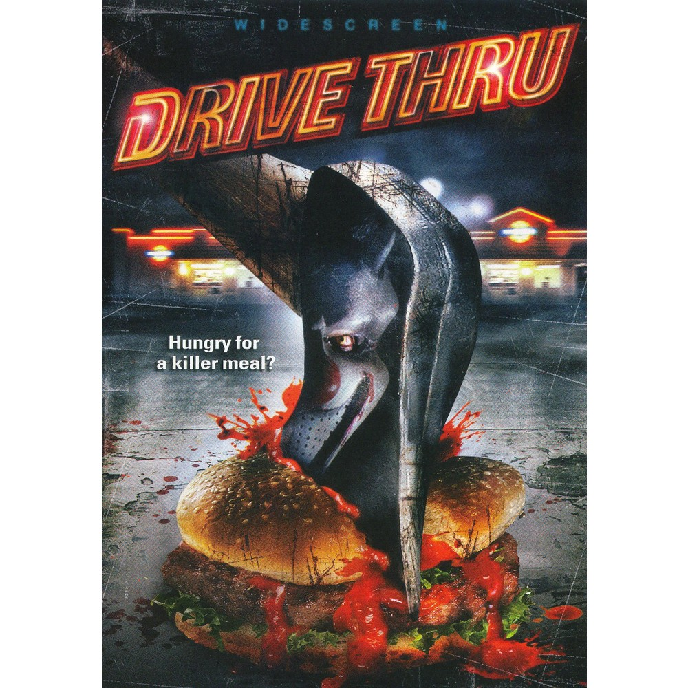 Drive Thru (Dvd), Movies