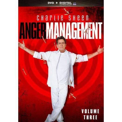Anger Management: Volume Three (DVD) - image 1 of 1
