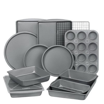 BakerEze 13pc Non Stick Bakeware Set