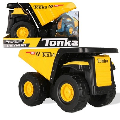 Tonka Steel Classics – Toughest Mighty Dump Truck