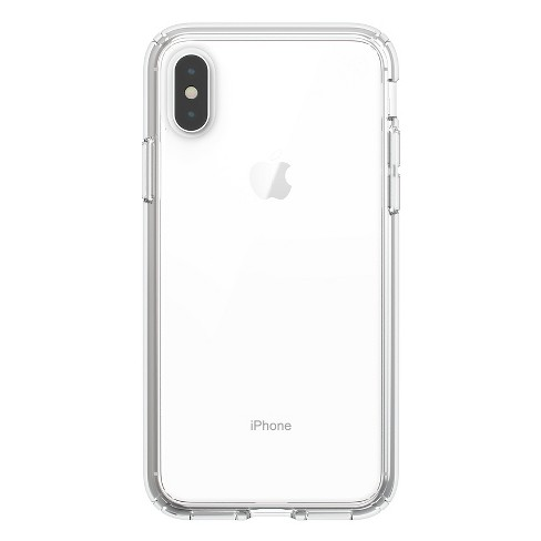 official photos ca45c 20975 Speck Apple iPhone X/XS Presidio Case - Clear