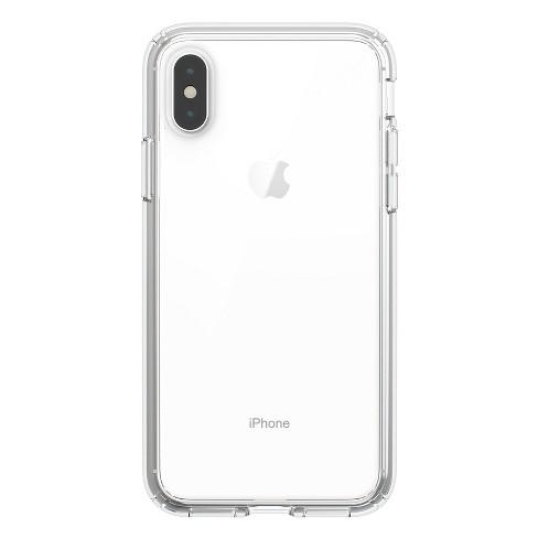 official photos b16c4 3fa19 Speck Apple iPhone X/XS Presidio Case - Clear