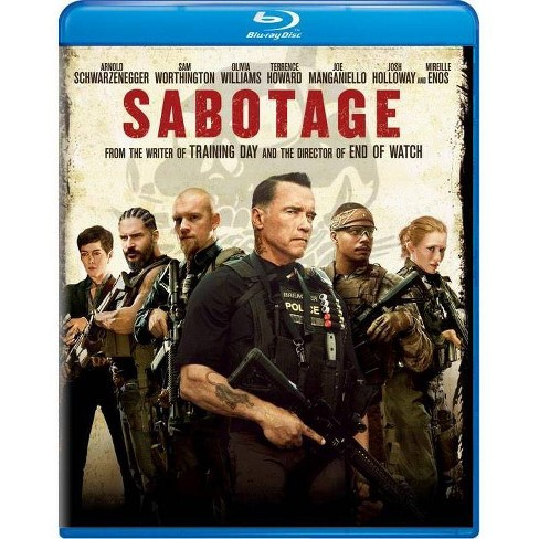 Sabotage (Blu-ray) - image 1 of 1