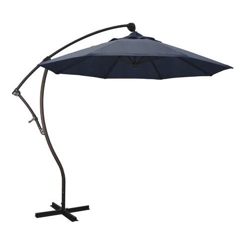 9' Cantilever Umbrella in Spectrum Indigo - California Umbrella - image 1 of 2