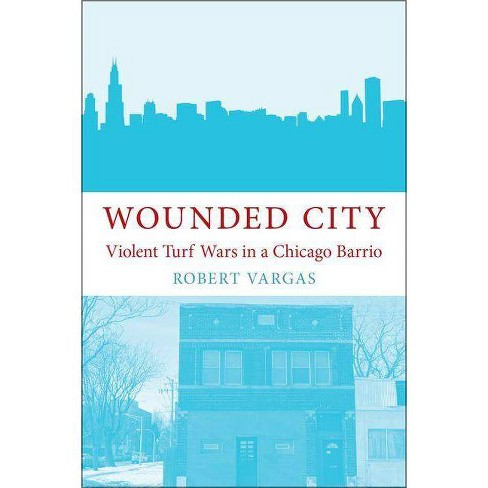 Wounded City - by  Robert Vargas (Paperback) - image 1 of 1