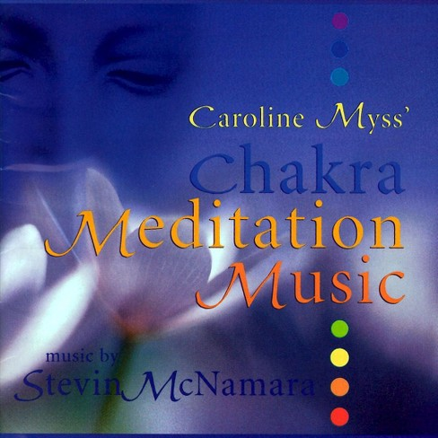 Caroline myss - Caroline myss chakra meditation music (CD) - image 1 of 2