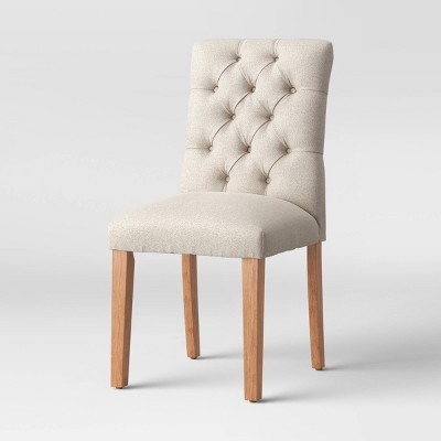 2pc Brookline Tufted Dining Chair - Threshold™ : Target