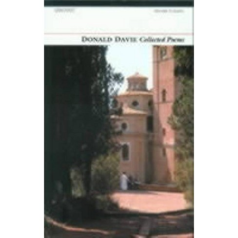 Donald Davie: Collected Poems - (Poetry Pleiade) (Paperback) - image 1 of 1