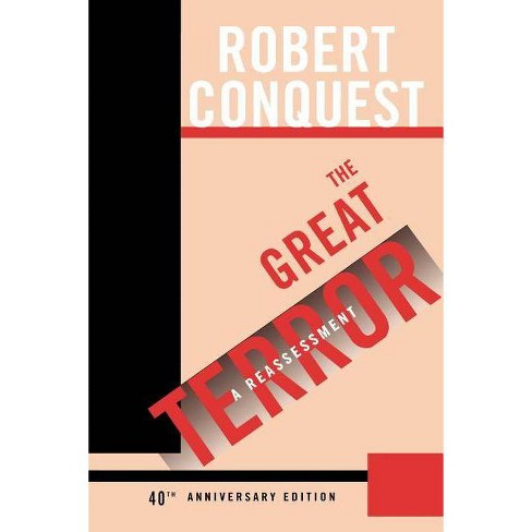 The Great Terror - 40 Edition by  Robert Conquest (Paperback) - image 1 of 1