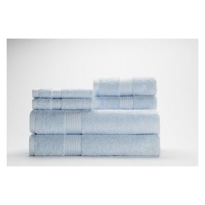 6pc Cromwell Sky Bath Towels Sets - Caro Home