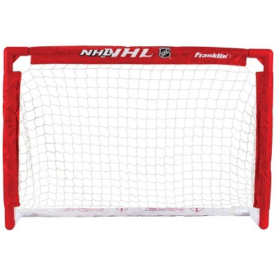 Franklin Sports Mini Hockey Automatic Passer Goal and Target Set