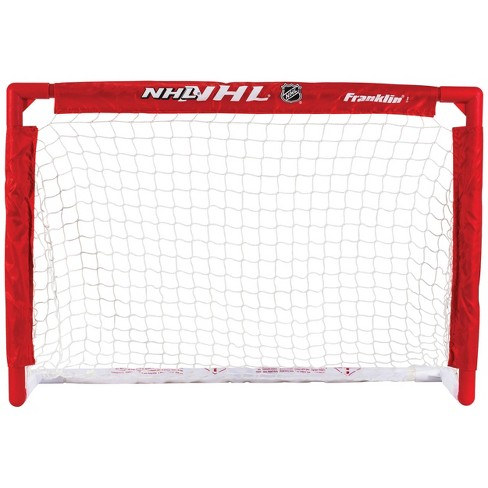 Franklin Sports Mini Hockey Automatic Passer Goal and Target Set - image 1 of 4