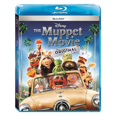 The Muppet Movie (Blu-ray) - image 1 of 1
