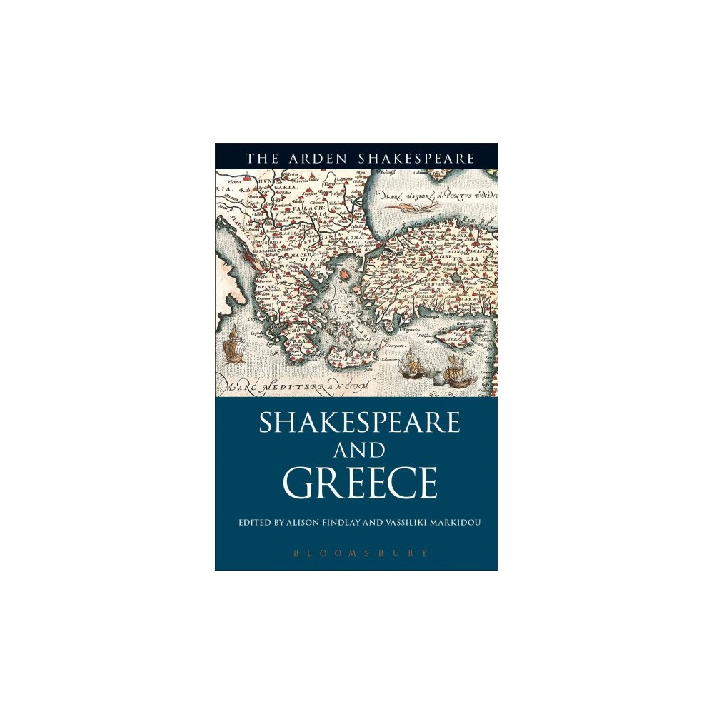 Shakespeare and Greece (Hardcover)