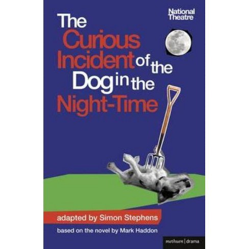 The Curious Incident of the Dog in the Night-Time - (Modern Plays) by  Mark Haddon & Simon Stephens - image 1 of 1