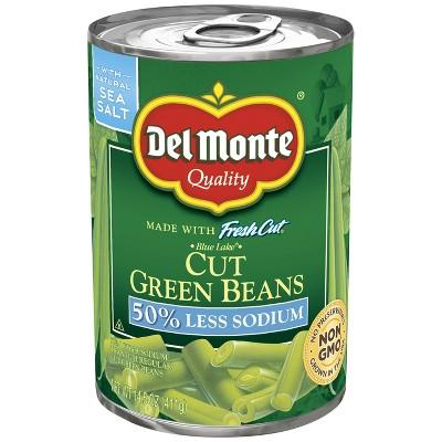 Del Monte Fresh Cut Green Beans 14.5oz