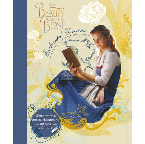 Disney Beauty and the Beast Enchanted Dreams (Paperback) - image 1 of 1