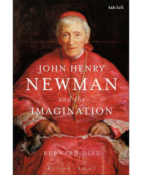 John Henry Newman and the Imagination -  by Bernard Dive (Hardcover) - image 1 of 1