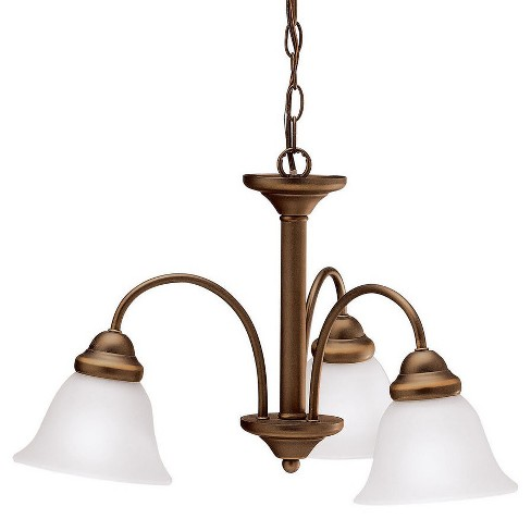 Kichler 3293 Wynberg Single-Tier  Chandelier with 3 Lights - image 1 of 1