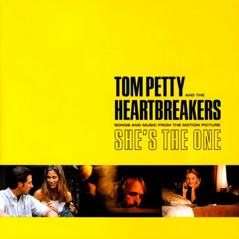 Tom & The Hea Petty - She's The One (Ost) (Vinyl) - image 1 of 1