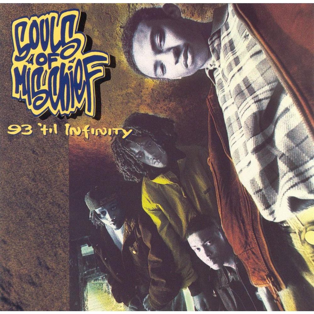 Souls of mischief - 93 til infinity (CD)
