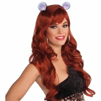 Forum Novelties Animal Ears Costume Hair Clips: Mouse