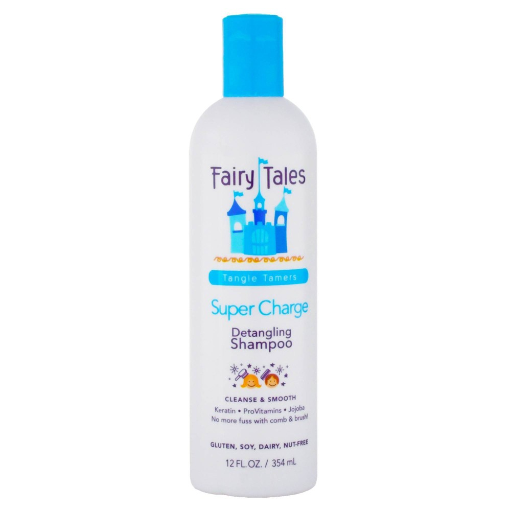 Image of Fairy Tales Super-Charge Detangling Shampoo - 12 fl oz
