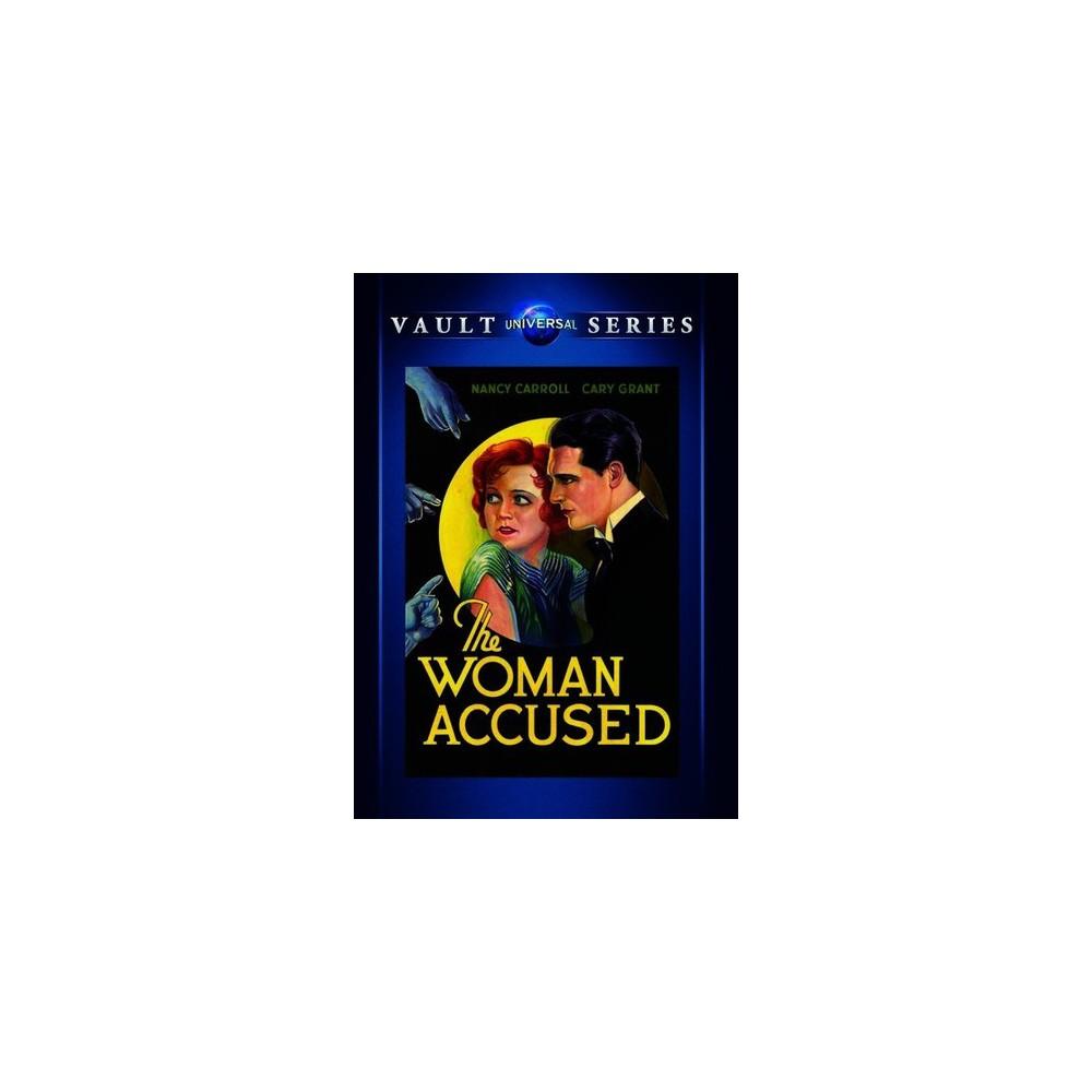 Woman Accused (Dvd), Movies