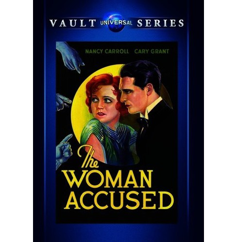 Woman Accused (DVD) - image 1 of 1