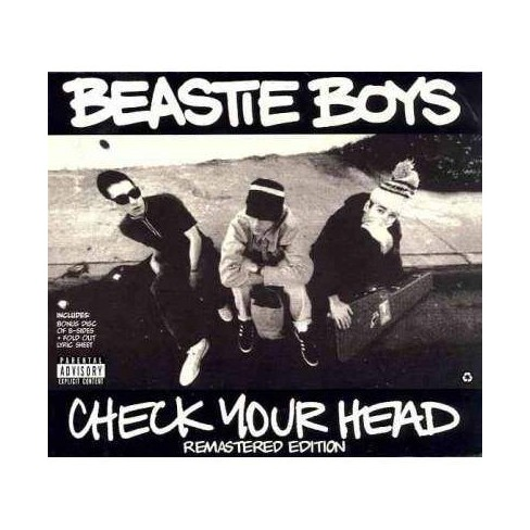 Beastie Boys - Check Your Head (CD) - image 1 of 1