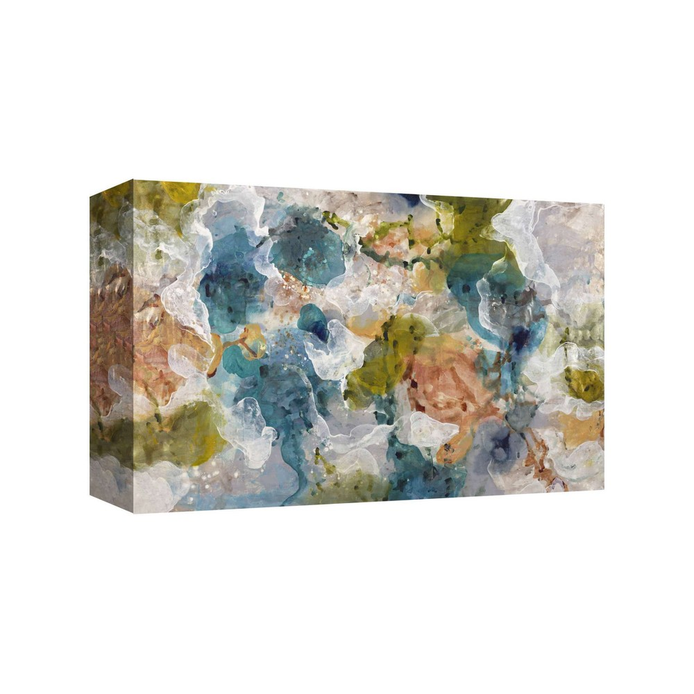 Floating Into Being Decorative Wall Art 14x11 - Ptm Images, Multi-Colored