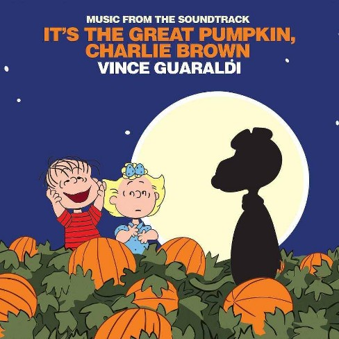 Vince Guaraldi - It's The Great Pumpkin, Charlie Brown (OST) (CD) - image 1 of 1