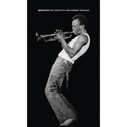 Miles Davis - Complete Jack Johnson Sessions (CD) - image 1 of 4
