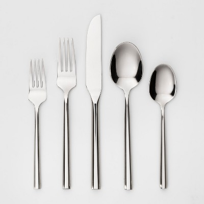 Izon Mirror Flatware Set 20-pc. Stainless Steel - Threshold™
