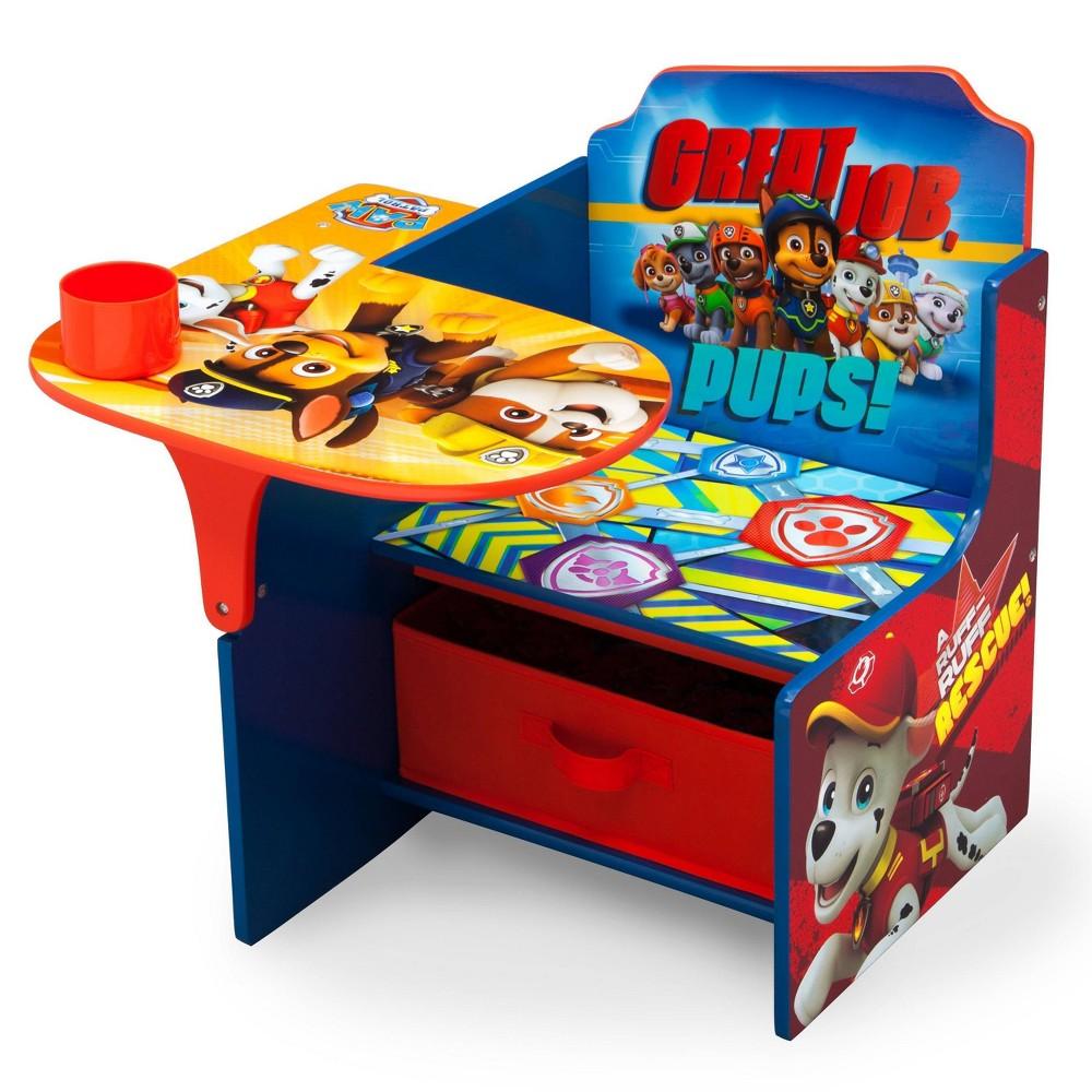 Image of Disney PAW Patrol Chair Desk with Storage Bin - Delta Children