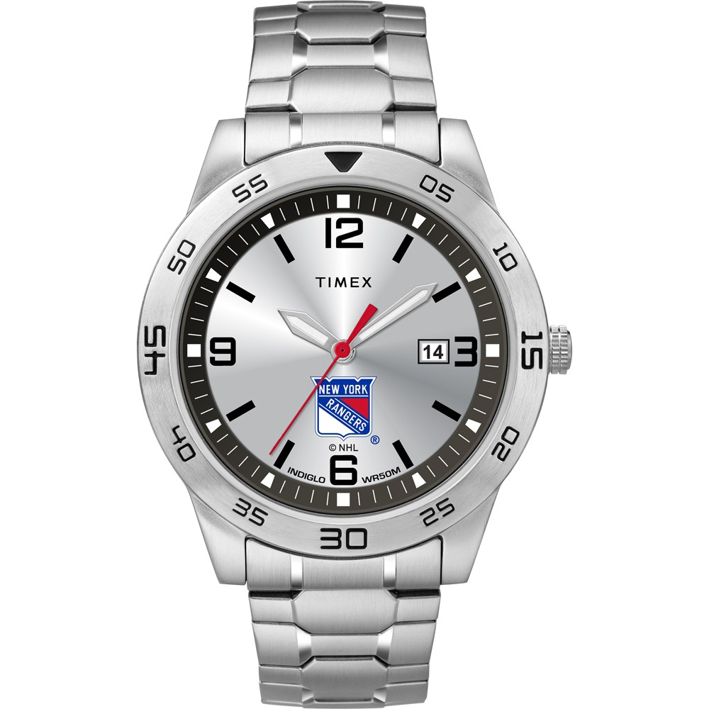 Nhl Timex Tribute Collection Citation Men S Watch New York Rangers