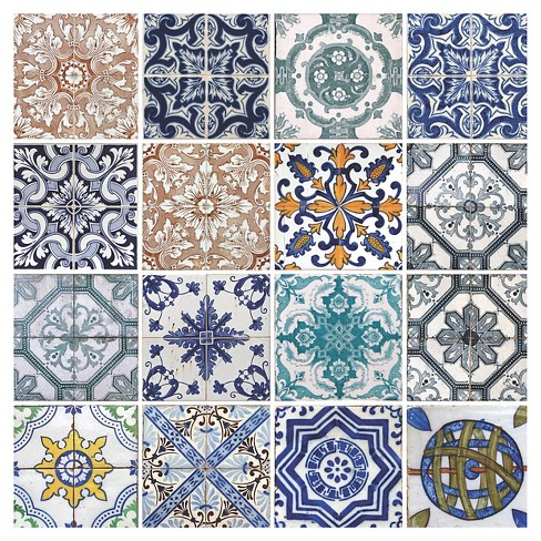 Thirstystone Lisbon Tiles Occasions Trivet - image 1 of 2