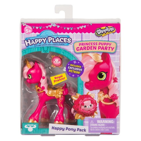 Happy Places™ Shopkins® Happy Pony Pack - Royal Prancer - image 1 of 5
