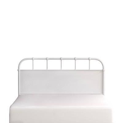 Grayson Metal Headboard White - Hillsdale Furniture