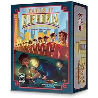 Leaders of Euphoria - Choose a Better Oppressor Board Game