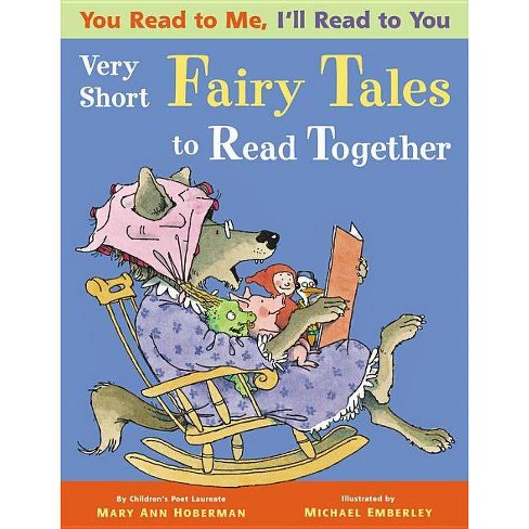 You Read to Me, I'll Read to You - by  Mary Ann Hoberman (Paperback) - image 1 of 1