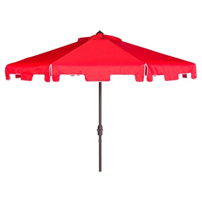 Zimmerman 9' Market Umbrella - Safavieh