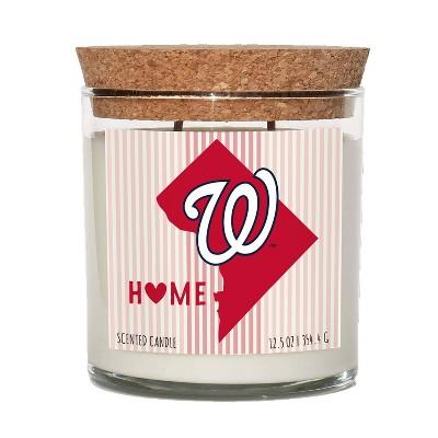 MLB Washington Nationals Home State Candle