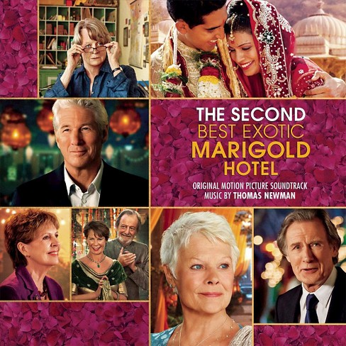 Thomas newman - Second best exotic marigold hotel osc (CD) - image 1 of 2