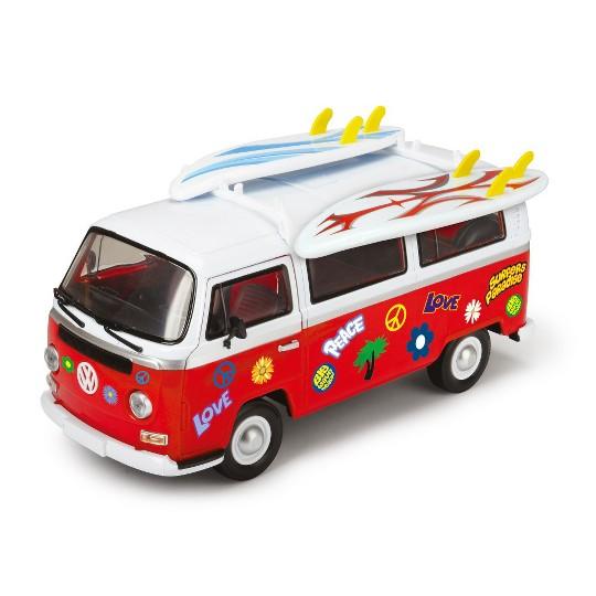 Dickie Toys Surfer Van, toy vehicles image number null