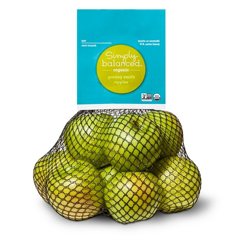 Organic Granny Smith Apples - 2lb Bag - Simply Balanced™ - image 1 of 1