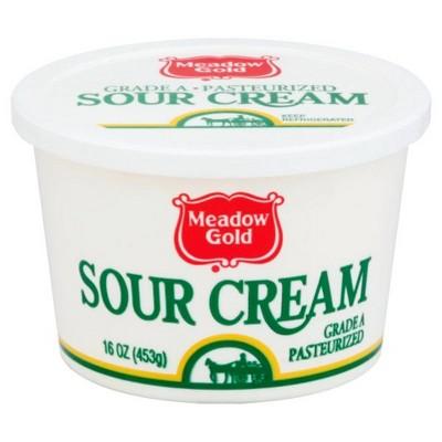 Meadow Gold Sour Cream - 16oz