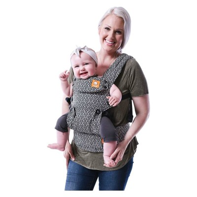 Tula Explore Multi-Position Baby Carrier - Forever Black