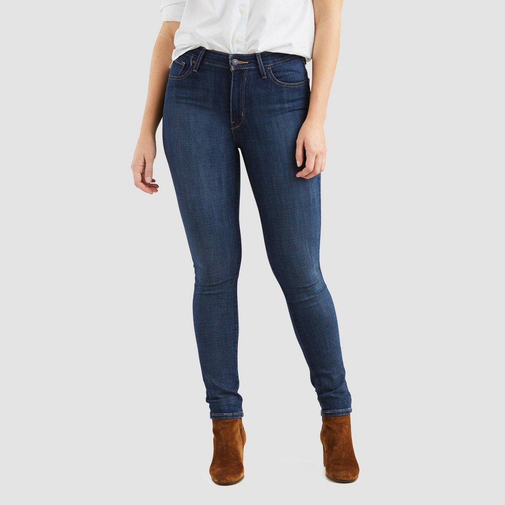 Levi's Women's 721 High-Rise Skinny Jeans - Blue Story - 29x32 was $49.99 now $39.99 (20.0% off)