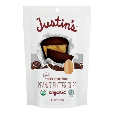 Justin's Mini Dark Chocolate Peanut Butter Cups